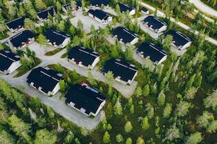 zdjęcia z drona dla dewelopera