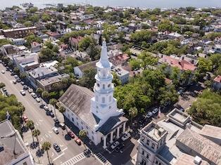 zdjęcia z powietrza dla miast